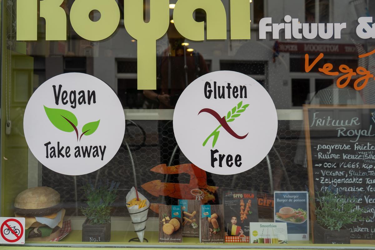 Brügge Frituur Royal - glutenfrei