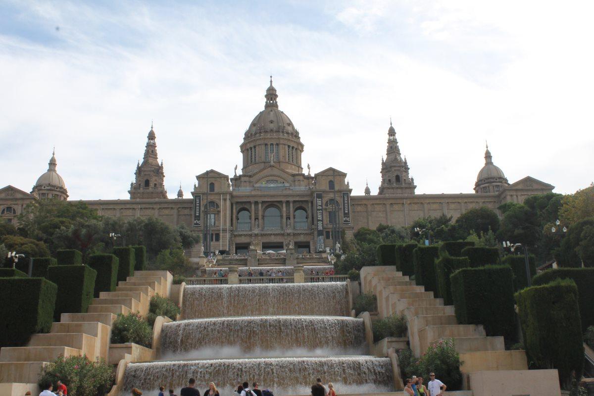 Das nationale Kunstmuseum Kataloniens