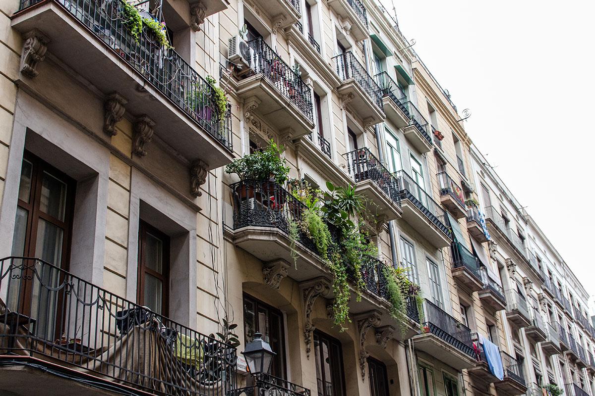 Haus in Barcelona