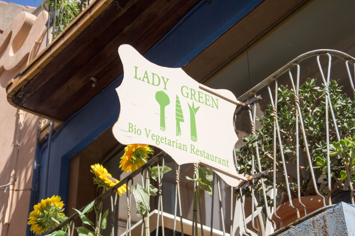Lady Green Sitges