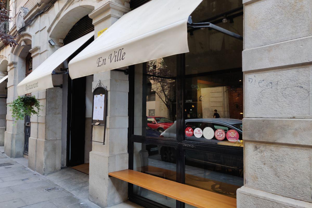 Restaurant en ville - glutenfrei