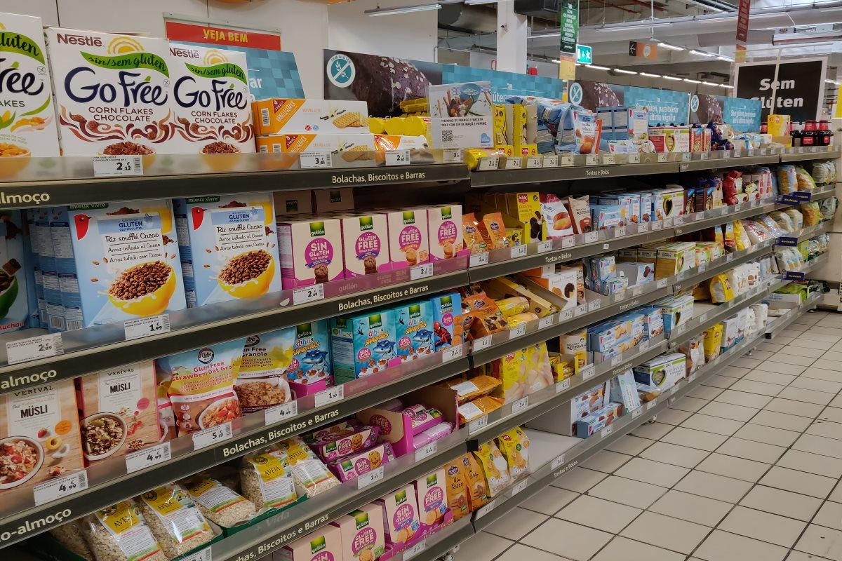 Jumbo Portugal Glutenfrei Einkaufen 2