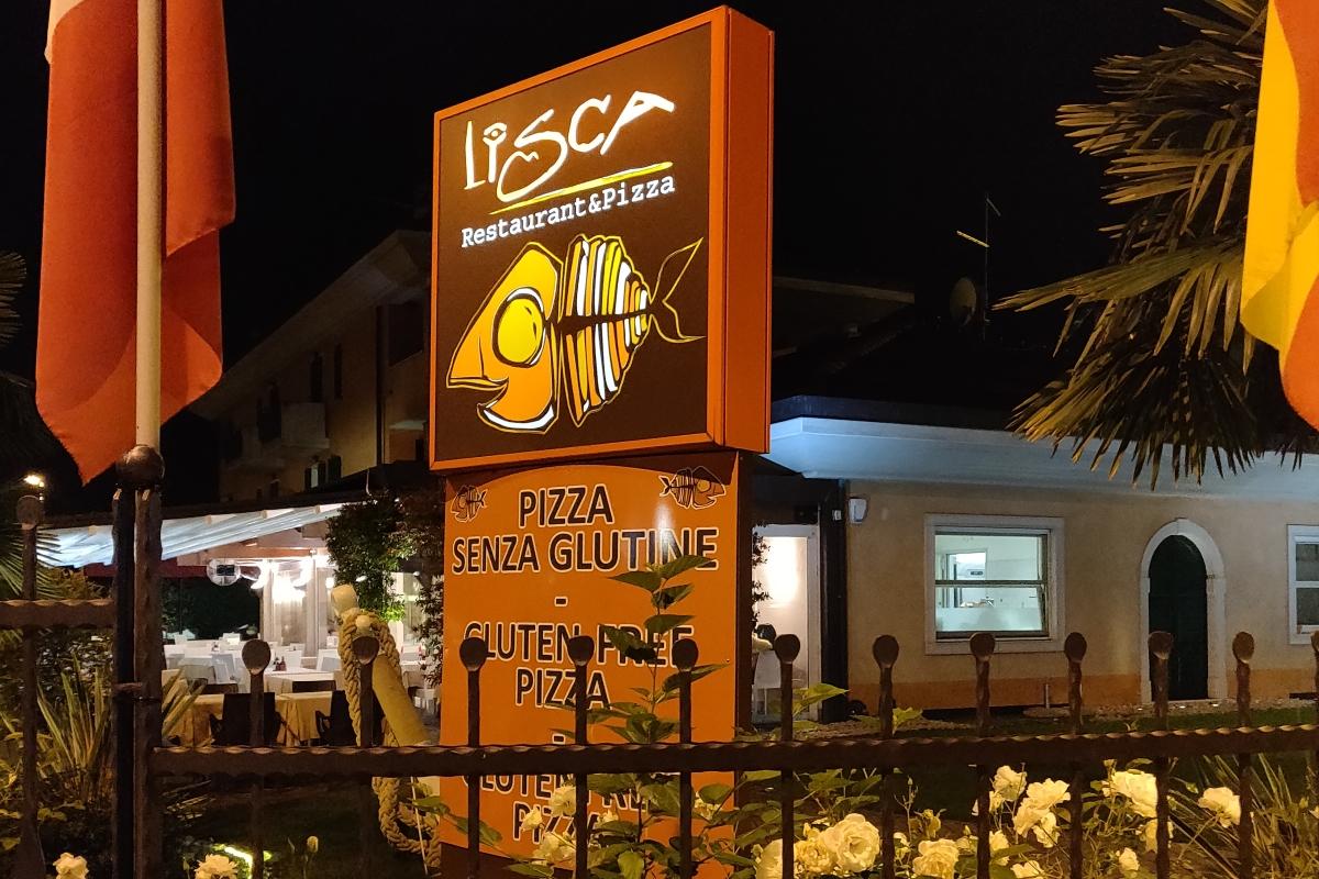 La Lisca Sirmione nicht glutenfrei
