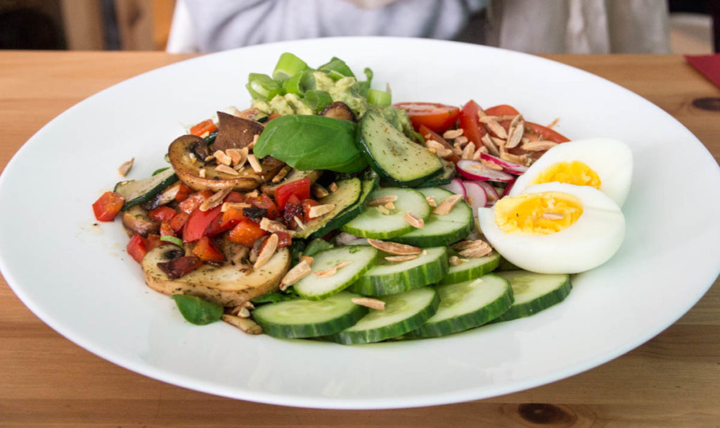 Simply Keto Salat
