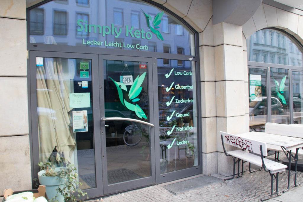 Glutenfrei Berlin Simply Keto