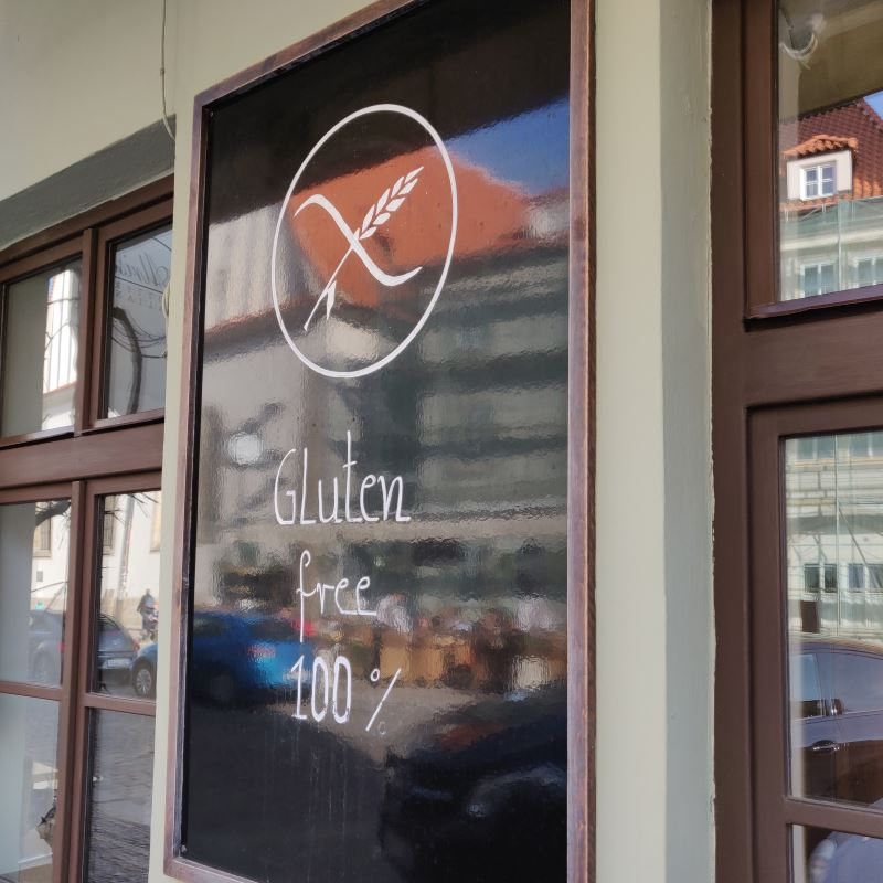 100% glutenfrei in Prag - Al Riso