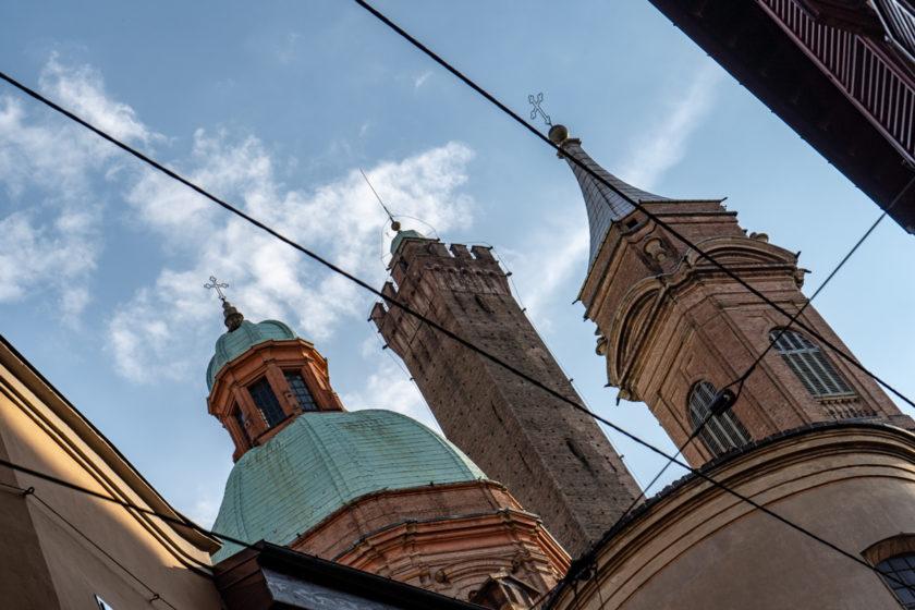 Glutenfrei durch Bologna