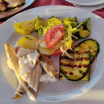 Glutenfrei Kroatien Loviste Barca 2