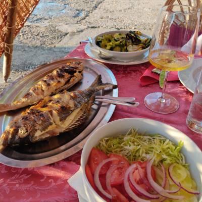 Glutenfrei Kroatien Loviste Barca