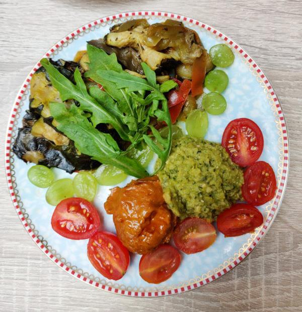 Frühstück vegan - Glutenfreies Café in Hamburg: das Isabella